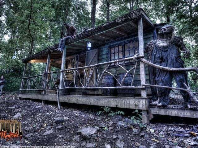 List: Site names the top haunted houses in the U.S. via @Jill Jackson Norris TODAY
