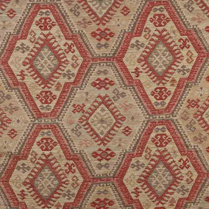 Warwick Fabrics : KASHMAR VINTAGE