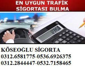 Zorunlu Trafik Sigortası Sadece 2 dakika içinde farklı birçok sigorta şirketinin sunduğu zorunlu trafik sigortası fiyatlarını karşılaştırın, aracınız için en uygun teklifi seçin, anında satın alın.…
