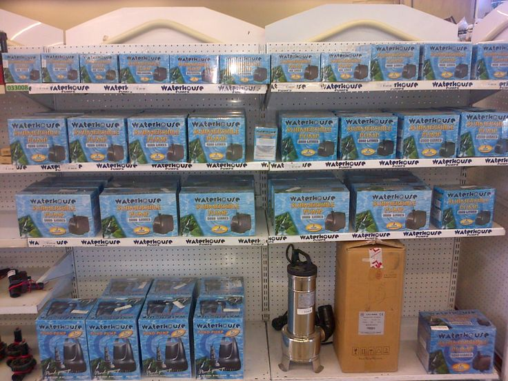 Farm City's across South Africa stocking the full range of Waterhouse pumps.  Submersible, drainage and irrigation pumps.