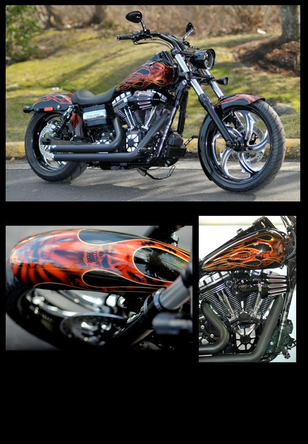 FXDWG Dyna Wide Glide Custom Gallery | Patriot Harley-Davidson® Inc. | Fairfax Virginia