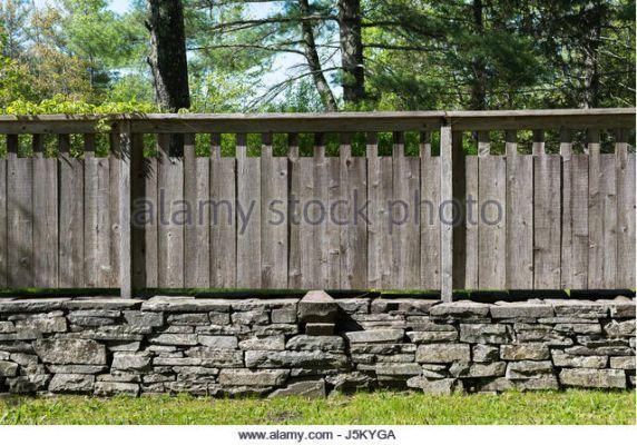 Old Man Wood Block Stock Photos Jardines