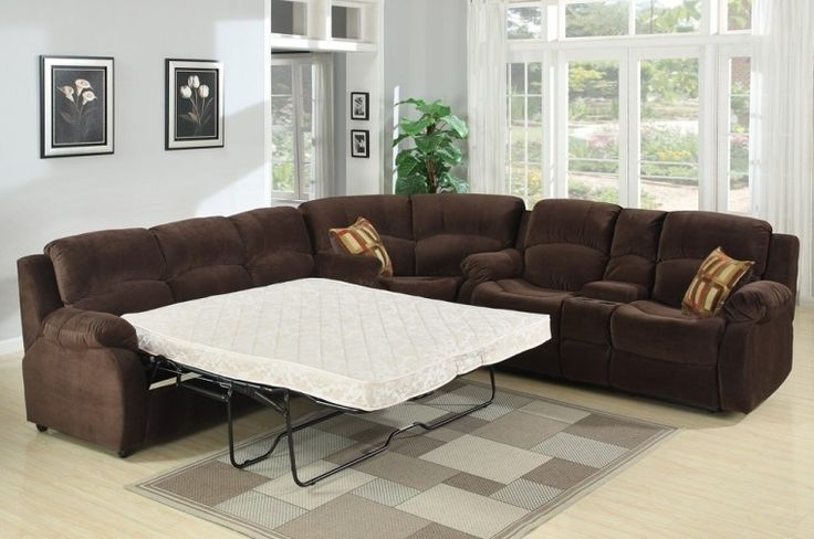 14 Interesting Sectional Sofas With Recliners And Sleeper Foto Idea