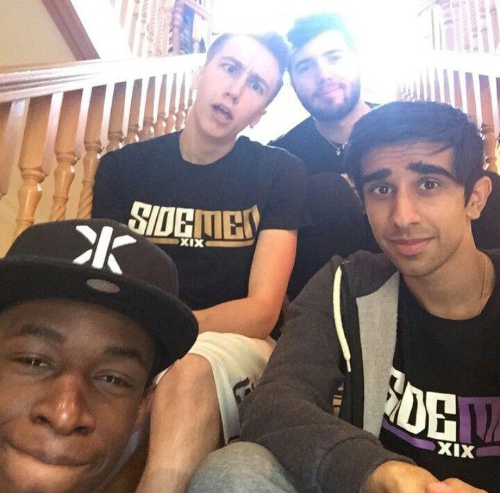 Tobi,Simon,Josh and Vik