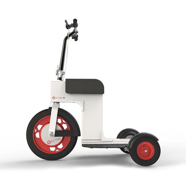 Acton M электрический скутер