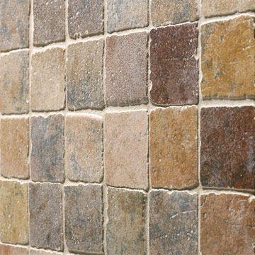 Cobblestone Backsplash 53 best bathroom tile images on pinterest | home, bathroom tiling