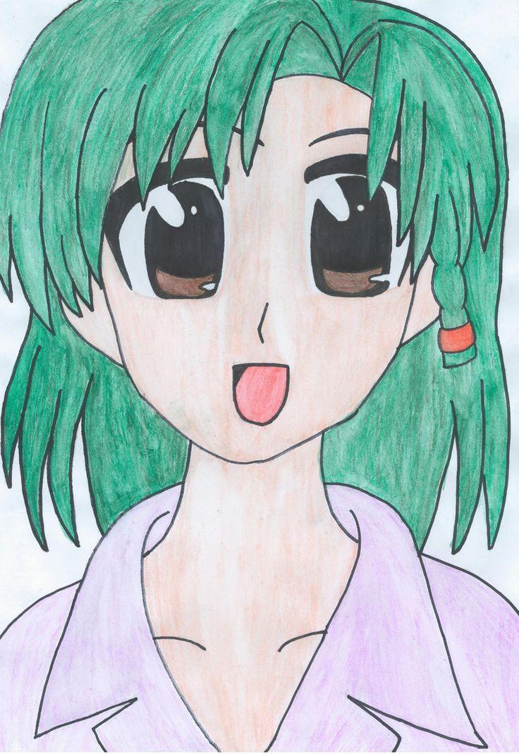 Karen Ichijou 15.SEP.2013 by SHANNON-CASSUL-LOVER