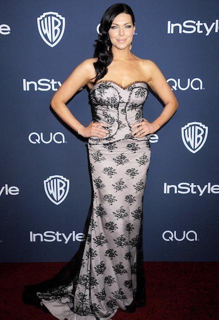 American actress, Laura Prepon...