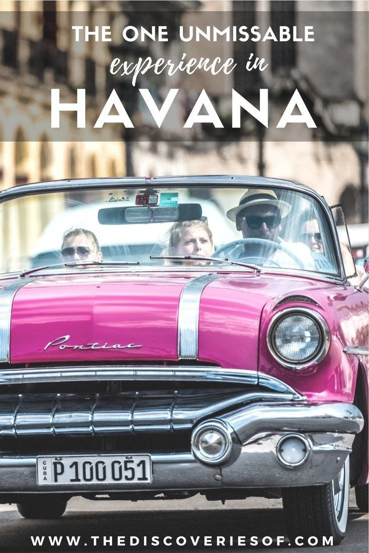 Havana, Cuba I Havana Travel Guide #travel #havana #caribbean
