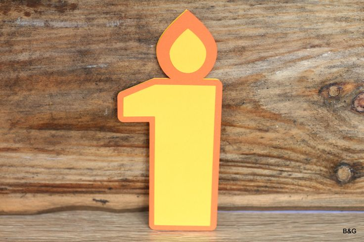 number candle cutout, birthday party, table decoration, cake topper, center piece by EllyPartyShop on Etsy