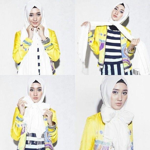 Hijab Tutorial By Dian Pelangi