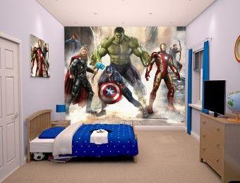 3D tapeta Avengers Age of Ultron