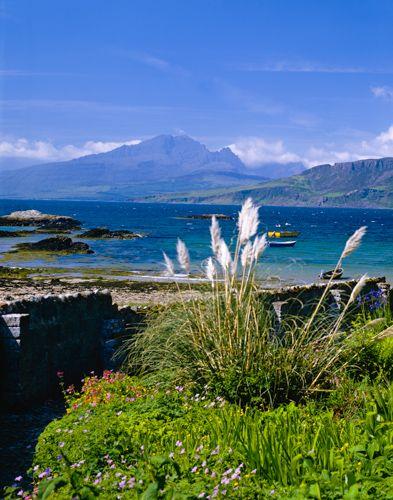 The Cullins, Ord, Isle of Skye, Scotland