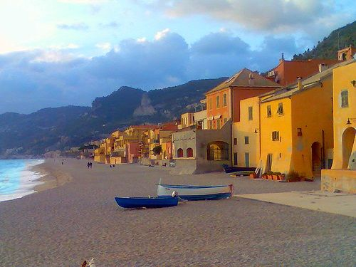 Wander through cobbled lanes, past biscuit colored houses. Suddenly you are on a beach. Discover more on the website and add this Italian village to your bucklet list.
