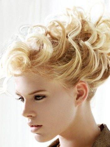 Astonishing 1000 Images About Short Hairstyles On Pinterest Updo Julianne Short Hairstyles Gunalazisus