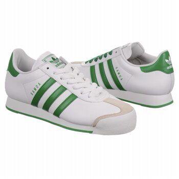 adidas samoa green and white kitchen