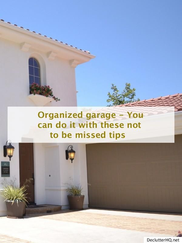 Look At The Webpage To See More About Organize My Garage Ideas