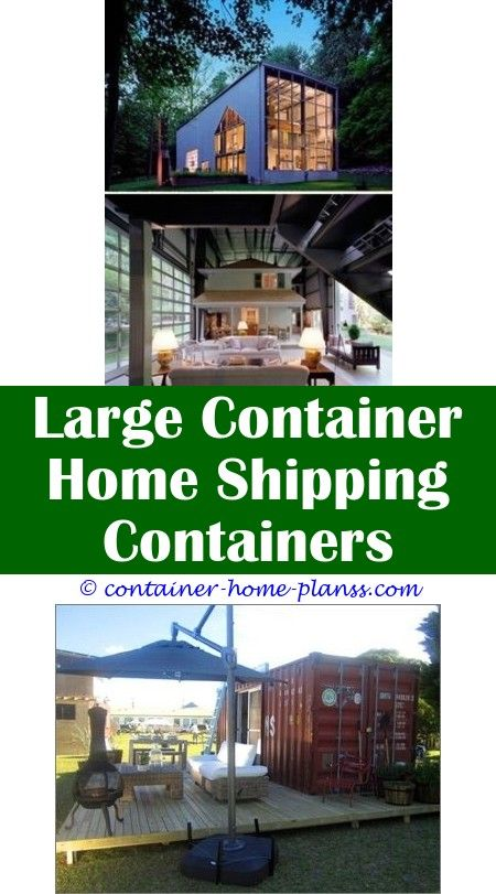 Kansas City Shipping Container House Container Home Plans