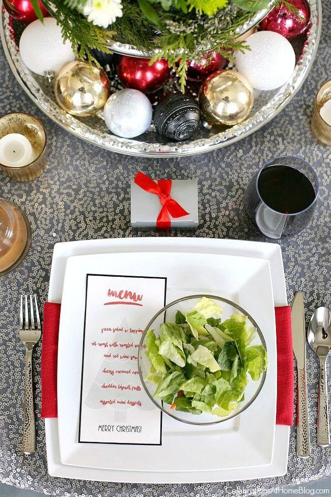 Christmas Dinner Entertaining Tips