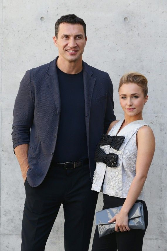 Hayden Panettiere Is Now Engaged To Wladimir Klitschko