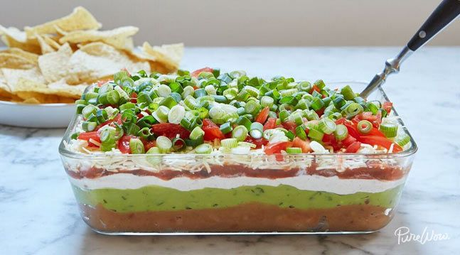 Everyone needs a recipe for this party dip. Everyone.