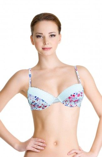 These bras are made of soft foam padding and its underwire gives complete underburst support & excellent cup lift. Its soft, adjustable straps rest comfortable on shoulders & leave no marks on your skin. The floral print adds to the fashion quotient and makes this pleasure to wear all day