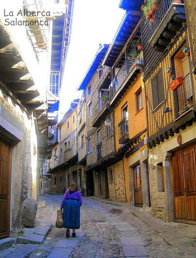 La Alberca. Salamanca. Castilla León. España.