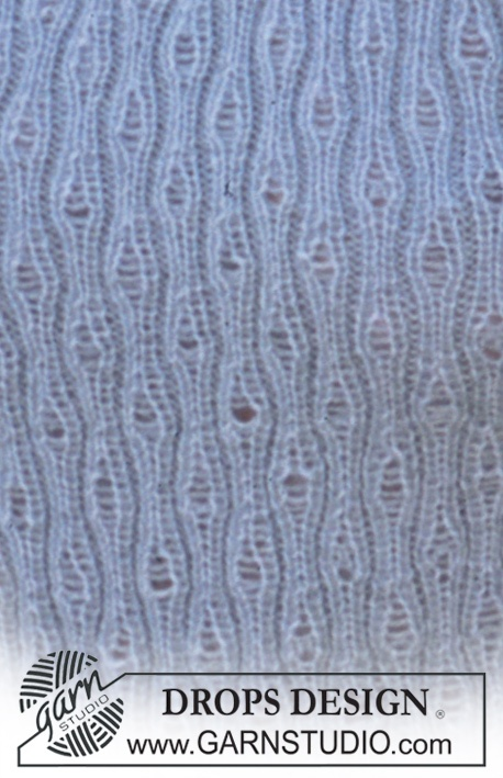 Lace Knitting Pattern Library : 189 best images about knit lace stitches on Pinterest ...