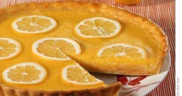طريقة تحضير تارت الليمون بالصور موقع طبخة Food Fruit Tart