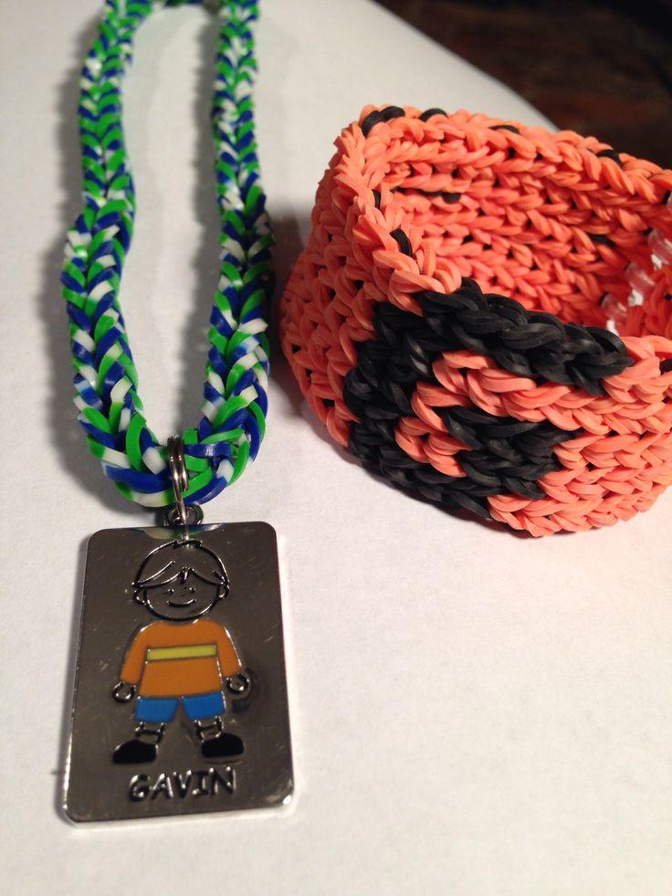 Valentine Bracelets Justin Toys : Rainbow loom initial bracelet justin toys and cutest