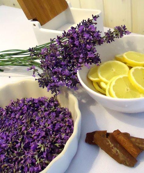 Janin blog: Levandulový med