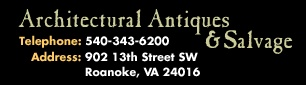 Black Dog Architectural Salvage and Antiques
