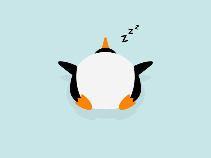 I couldn't resist a rebound of a penguin :)