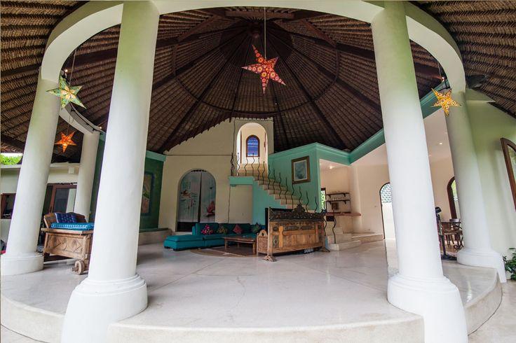 Villa Parvati | 2 bedrooms | Legian, Bali #openair #livingroom #legian #bali #villa