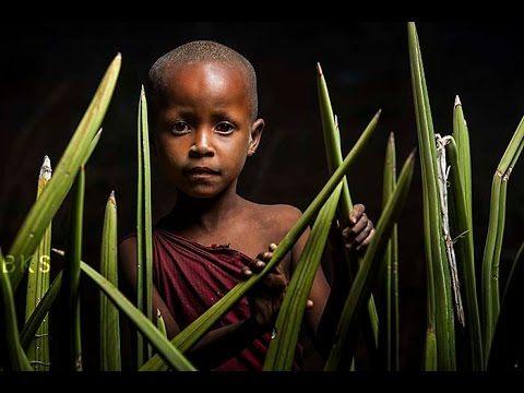 Life in Africa. Maasai children school - NGO, Northern Tanzania.