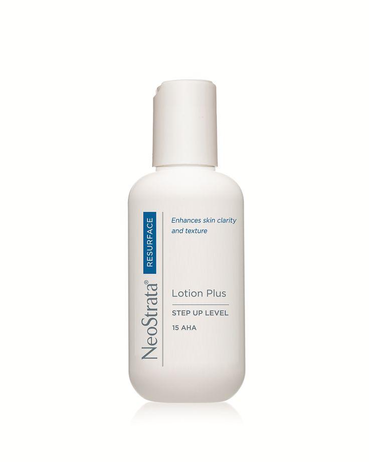 Loción Plus: Es una loción cremosa utilizada para añadir suavidad a la piel. Recomendada para pieles grasosas.