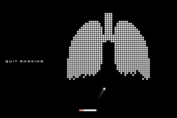 Quit Smoking Advert