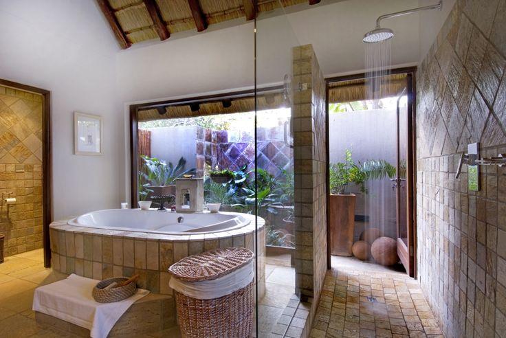Leadwood suite - Most elegant bathroom