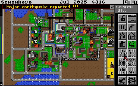 Retropelit - Sim City - #retropelit