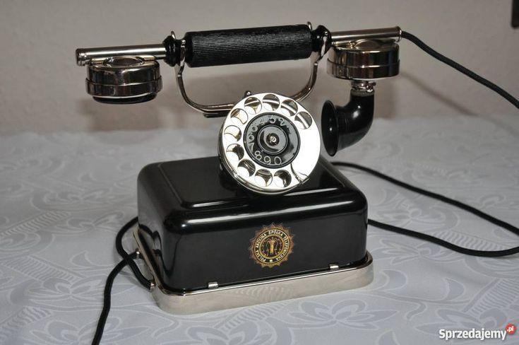 Przedwojenny Telefon CB27 Ericsson /sprawny Kraków - Sprzedajemy.pl