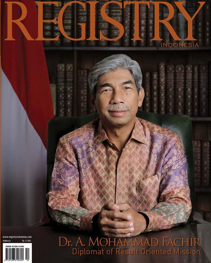 Meet The Diplomat of Result Oriented Mission, Mr Dr.Abdurrahman Mohammad Fachir in our latest edition #RegistryE #RegistryIndonesiaMagazine #CoverIssue #wamenlufachir #amfachir #wamenlu #IndonesianViceMinister #ViceMinisterofForeignAffair