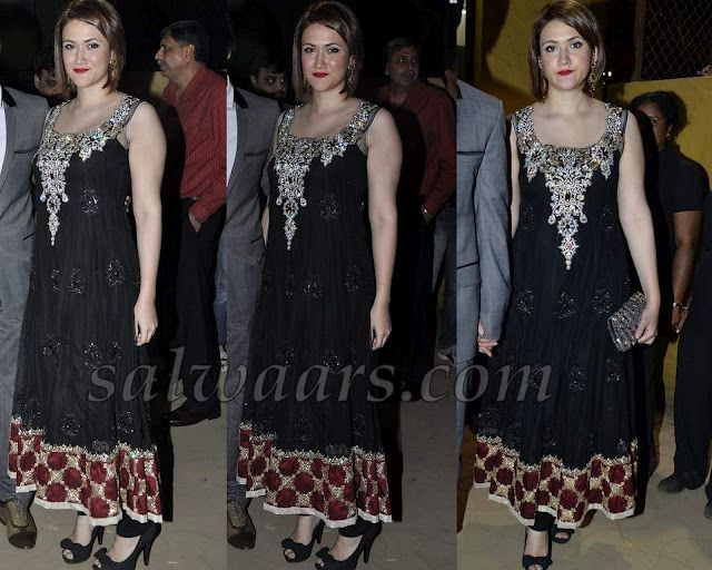 Black Magic <3 | Dress code: PP013 | To order please visit: www.facebook.com/pakistanidressesonline and drop us a message in our inbox | Love♥ Pakistani Dresses Online