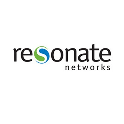 I'm an investor and on the Board of Resonate Networks.