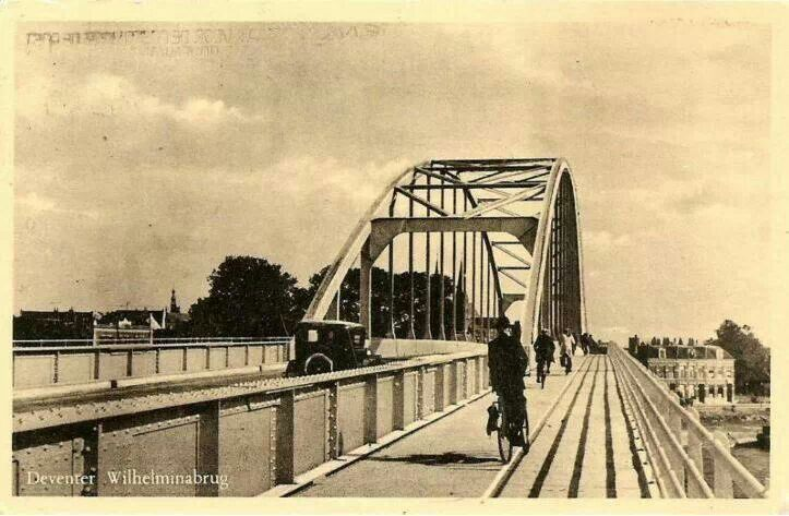 Deventer jaren 50