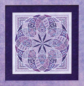 Plum Pudding - Cross Stitch Pattern - glendon place