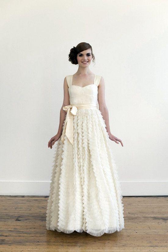 & this dress.