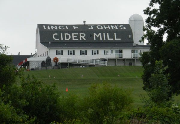 Uncle John's Cider Mill, St John's MI #PureMichigan #LoveLansing. Check out upcoming events at Uncle John's: http://www.lansing.org/events/fallfun/