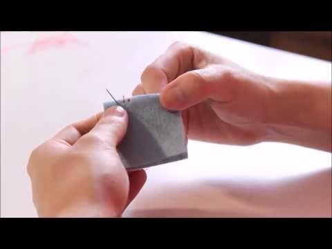 DIY: Segredos do Ponto Caseado com Fernanda Lacerda - YouTube