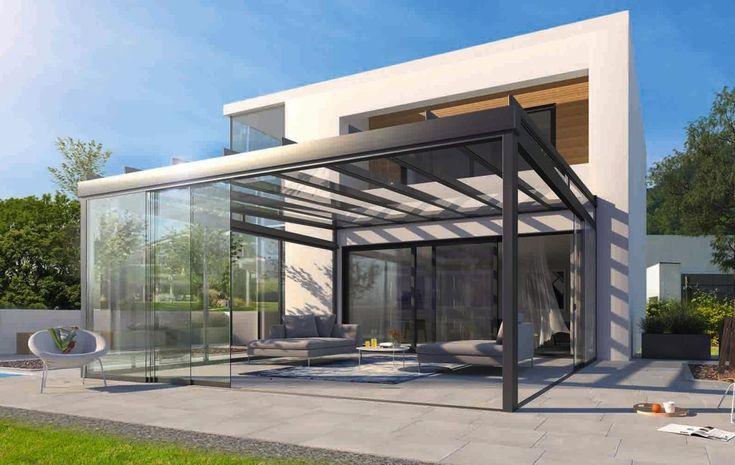 Area Wohnraumerweiterung mit TerrassendachSystemen à la