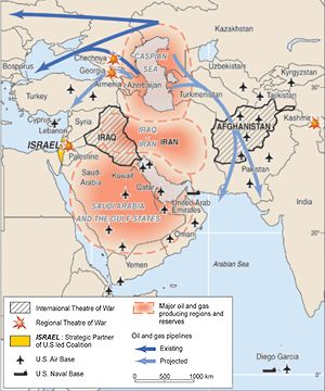 middle east theater of war map find this pin and more on teoria del heartland by tonibs the worldwide network of us military bases
